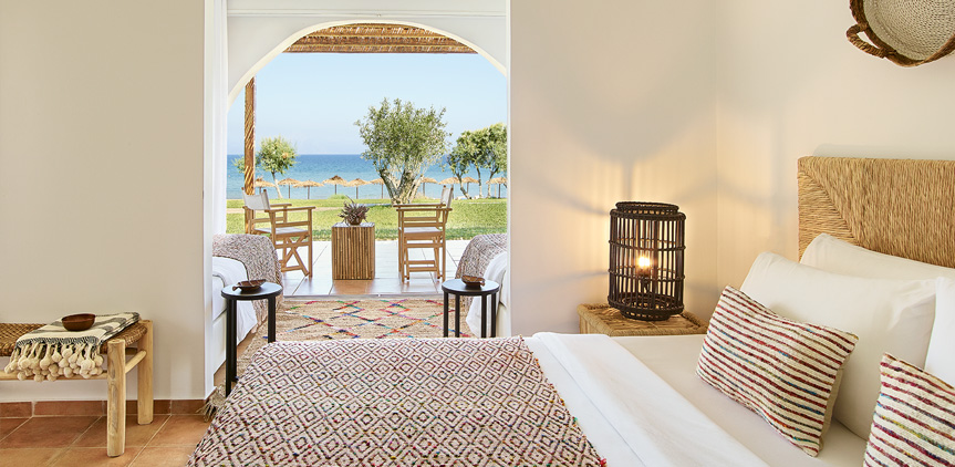 03-Casa-Marron-Master-Bedroom-Accommodation-Peloponnese